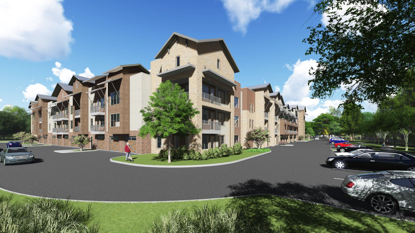 Preliminary Designs Released for Flower Mound's Newest Senior Living Community
