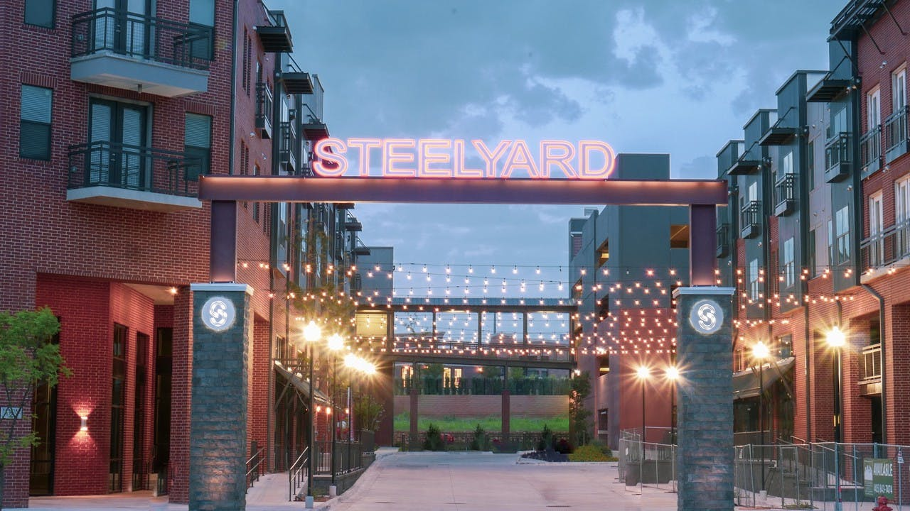 Steelyard in OKC Wins!